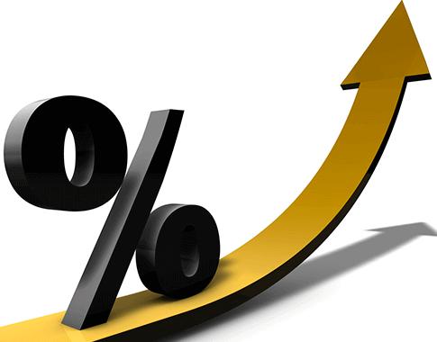 Resultado de imagen para tasas de interés