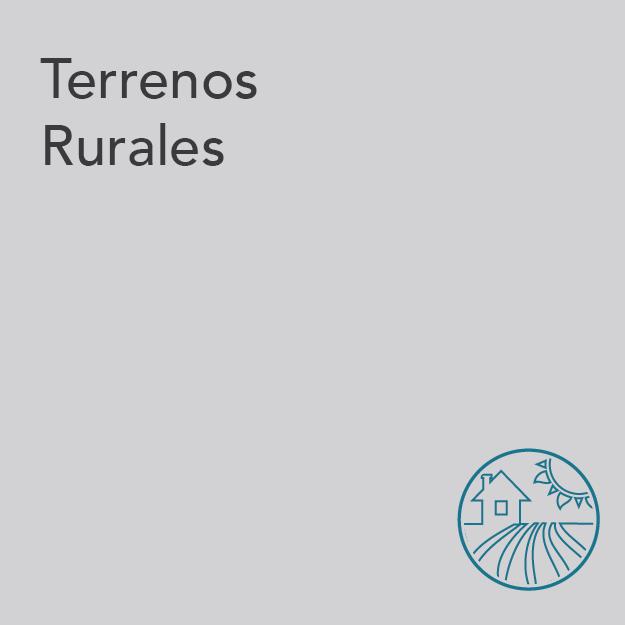 Terrenos rurales